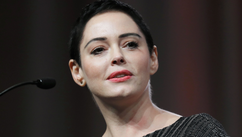 Rose McGowan Speaks Out Against Golden Globes Protest