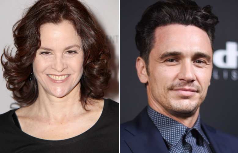 James Franco Was Called Out By The Breakfast Club Actress Ally Sheedy Following His Win At The Golden Globes For Best Actor In A Motion Picture Comedy Or
