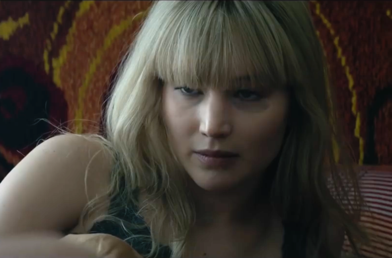 """""""Red Sparrow"""""""