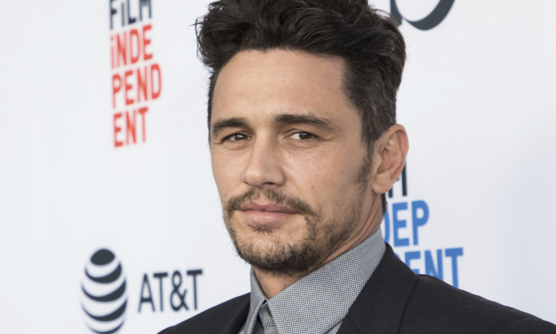 James Franco Won't R...