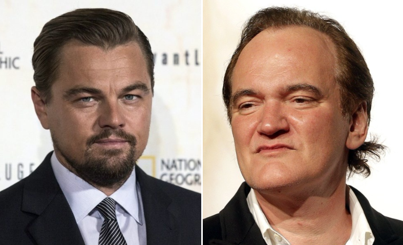 Leonardo DiCaprio to star in new Quentin Tarantino movie about Charles Manson