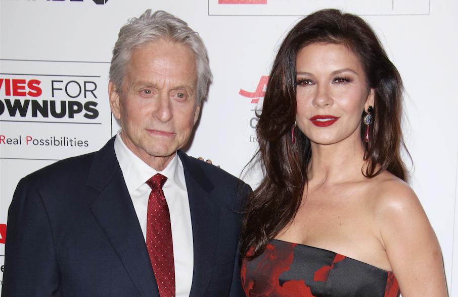 Catherine Zeta-Jones defends Michael Douglas' harassment denial