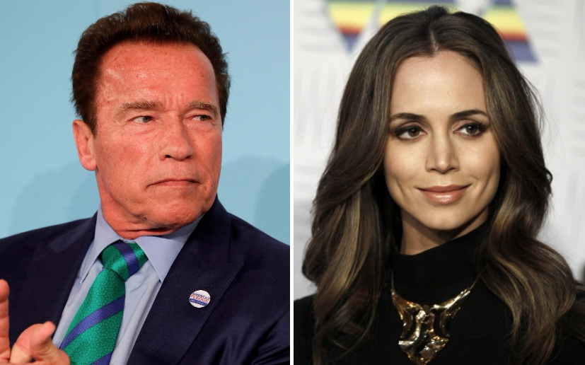 Arnold Schwarzenegger Responds to Eliza Dushku's Assault Allegations: 'She Is So Courageous'