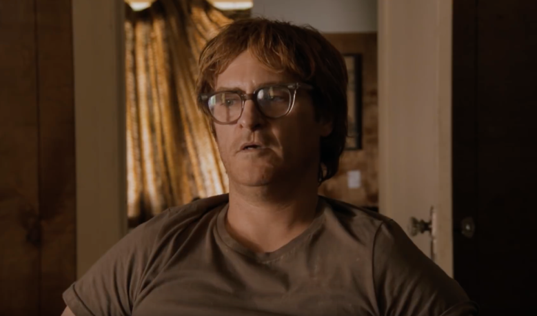 Joaquin Phoenix Don't Worry He Won't Get Far on Foot