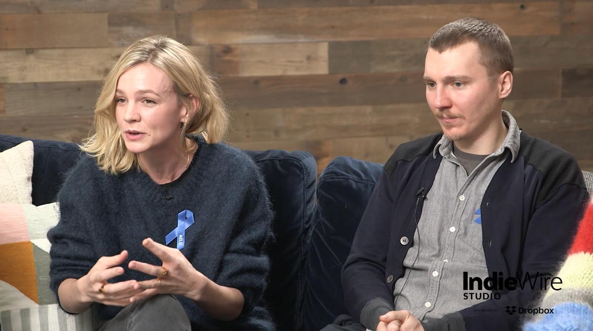 Carey Mulligan on 'Wildlife' Director Paul Dano — Sundance ...