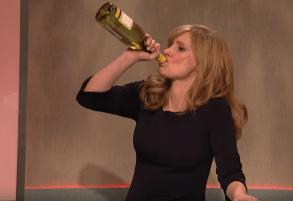 Jessica Chastain SNL