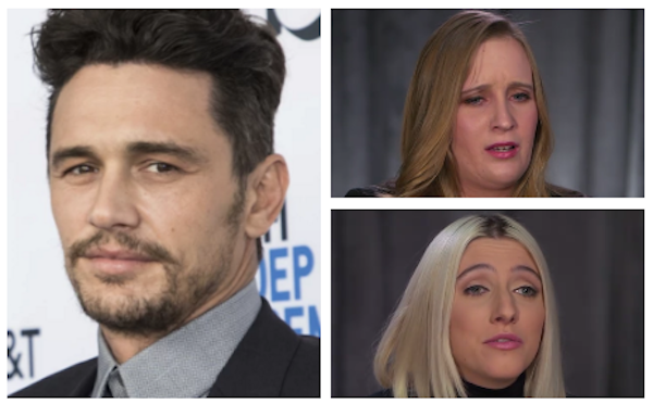 James Franco Accusers Give First TV Interview About Sexual Harassment Claims: 'Please Just Apologize'