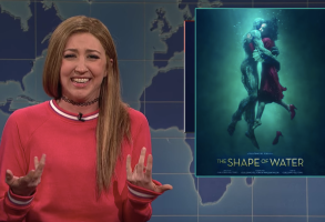 Saturday Night Live The Shape of Water