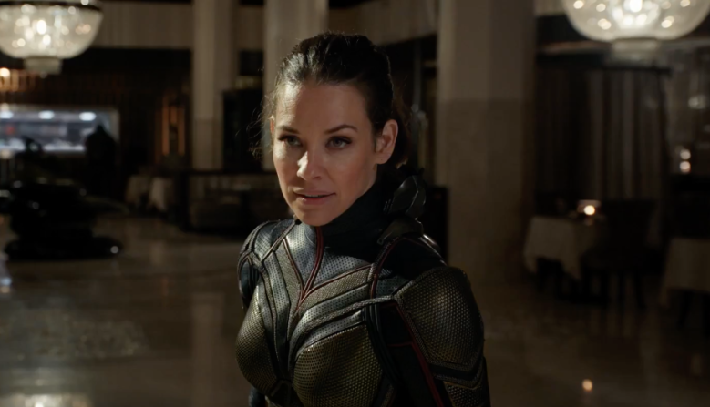 "After teasing Evangeline Lilly's ass-kicking dominance in the first movie,  ""Ant-Man and The Wasp"" will finally let the ""Lost"" favorite loose in what  ..."