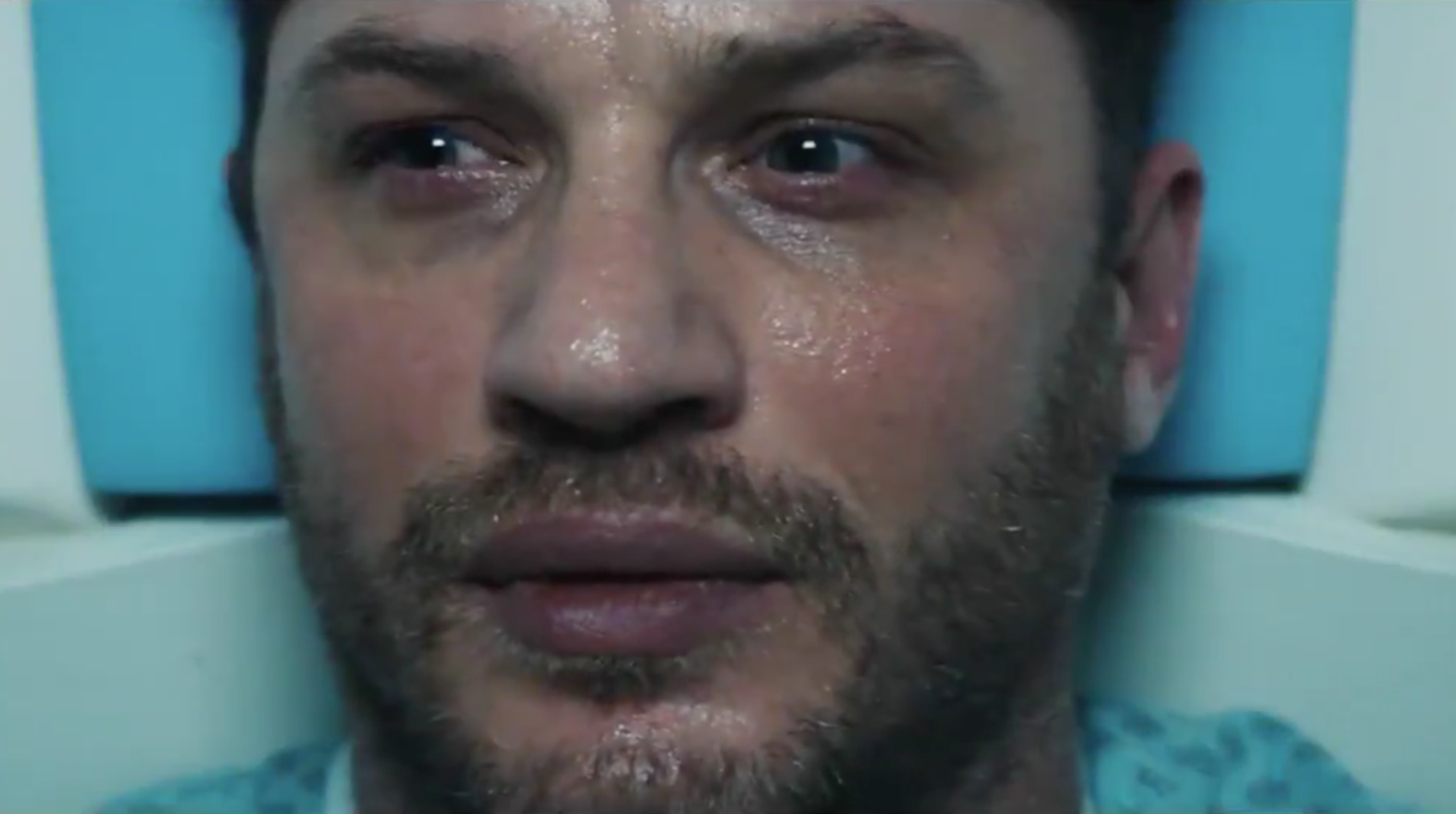 'Venom' First Trailer: Tom Hardy is Ready to Unleash His R-Rated Superhero