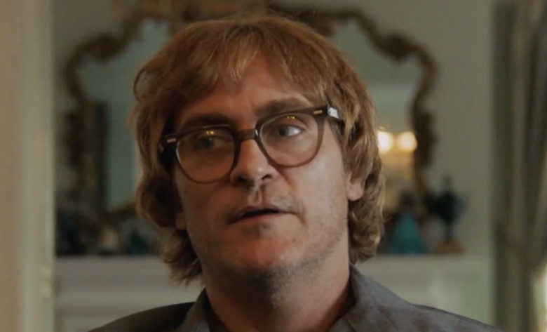 """Don't Worry, He Won't Get Far On Foot"" Joaquin Phoenix"