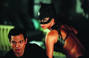 No Merchandising. Editorial Use Only. No Book Cover UsageMandatory Credit: Photo by Snap Stills/REX/Shutterstock (2147212b)Benjamin Bratt and Halle BerryCatwoman - 2004