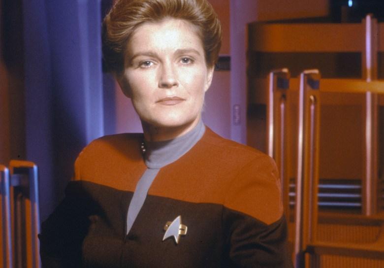 "Kate Mulgrew, ""Star Trek: Voyager"""