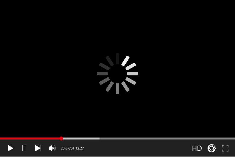 YouTube Spinning Wheel