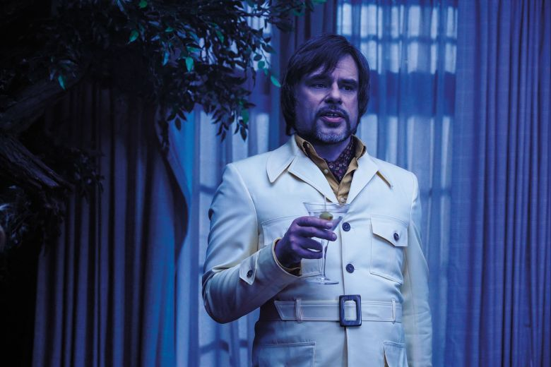 """No Merchandising. Editorial Use Only. No Book Cover UsageMandatory Credit: Photo by Michelle Faye Fox TV/Kobal/REX/Shutterstock (8624677g)Jemaine Clement""""Legion"""" TV series - 2017"""
