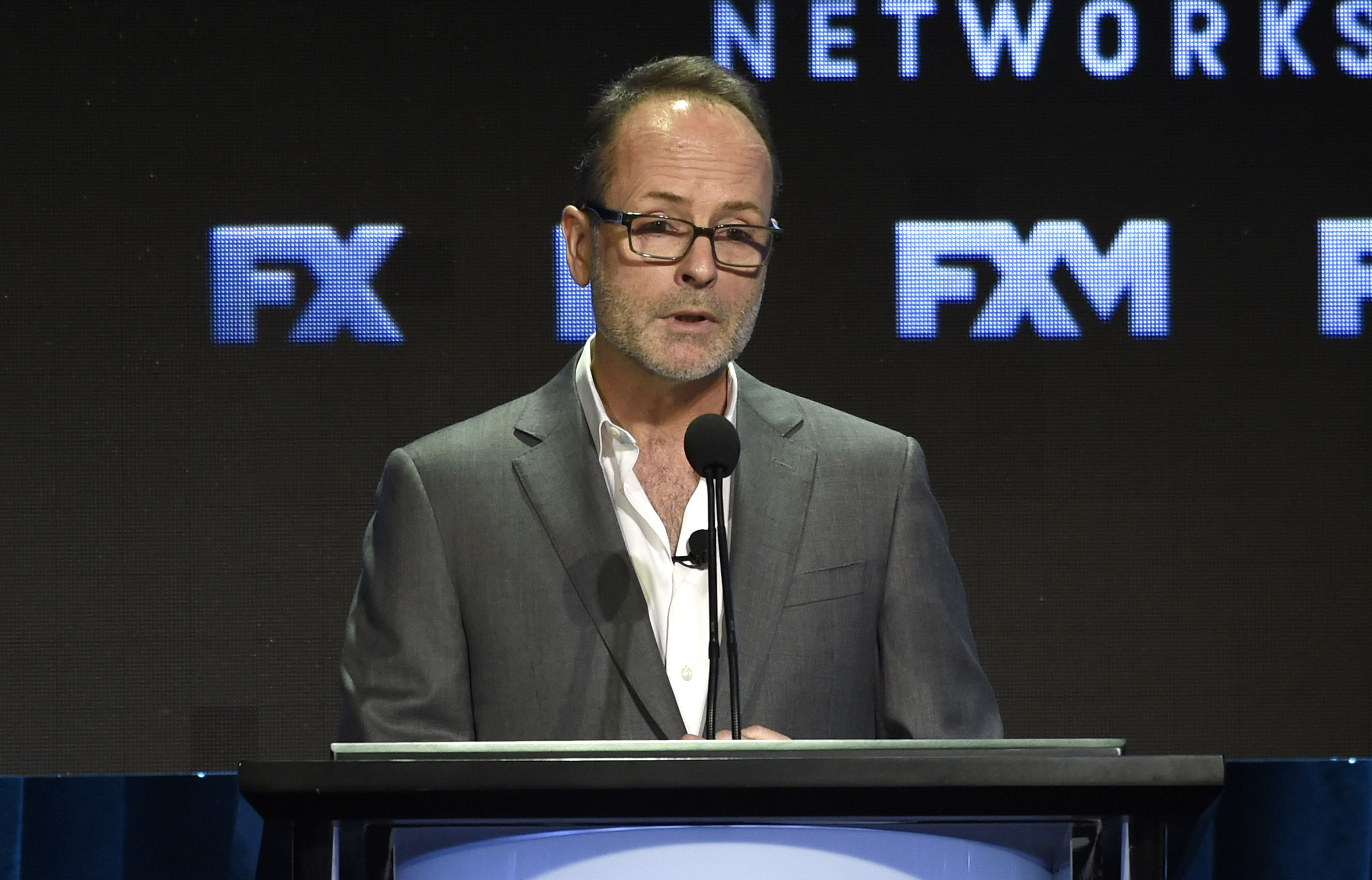 FX CEO Explains Decision to Cut Ties With Louis CK