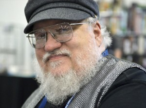 George R.R. Martin Says He's Struggling to Finish the Next 'Game of Thrones' Book Because the Show Is So Popular