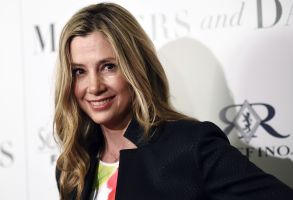 "Mira Sorvino, a cast member in ""Mothers and Daughters,"" poses at the premiere of the film at the London West Hollywood Hotel Screening Room, in West Hollywood, CalifLA Premiere of ""Mothers and Daughters"" - Arrivals, West Hollywood, USA"