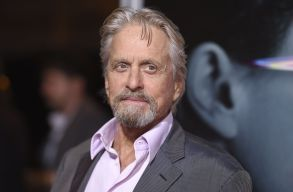 """Michael Douglas arrives at the world premiere of """"Flatliners"""" at The Theatre at Ace Hotel, in Los AngelesWorld Premiere of """"Flatliners"""", Los Angeles, USA - 27 Sep 2017"""