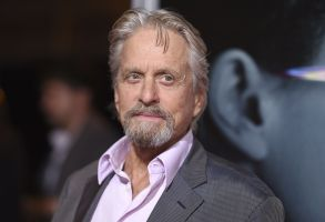 "Michael Douglas arrives at the world premiere of ""Flatliners"" at The Theatre at Ace Hotel, in Los AngelesWorld Premiere of ""Flatliners"", Los Angeles, USA - 27 Sep 2017"