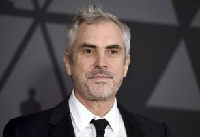 Alfonso Cuaron arrives at the 9th annual Governors Awards at the Dolby Ballroom, in Los Angeles2017 Governors Awards - Arrivals, Los Angeles, USA - 11 Nov 2017