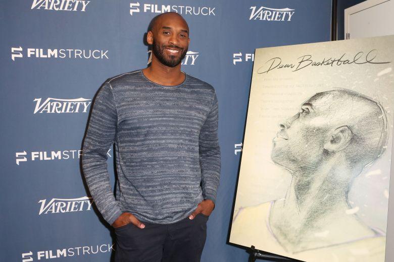 Kobe Bryant'Dear Basketball' Variety Screening Series presented by FilmStruck, Los Angeles, USA - 14 Nov 2017