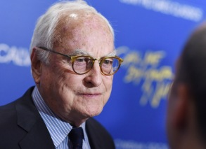 James Ivory'Call Me By Your Name' film screening, Arrivals, New York, USA - 16 Nov 2017