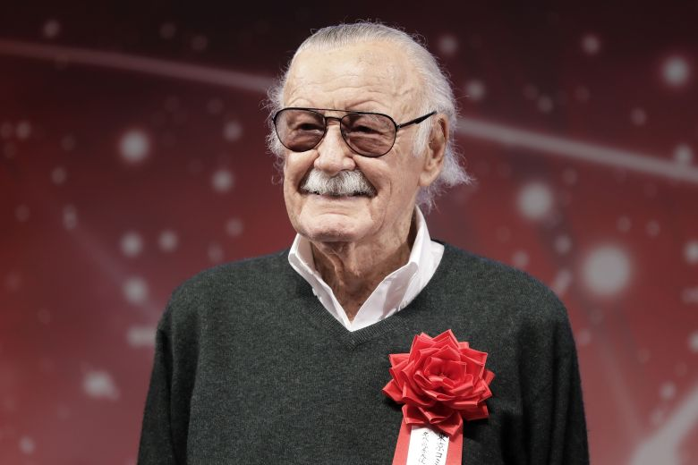 Stan LeeTokyo Comic Con 2017, Chiba, Japan - 01 Dec 2017US comic book writer and producer Stan Lee attends the opening ceremony for the Tokyo Comic Convention 2017 at Makuhari Messe in Chiba, east of Tokyo, Japan, 01 December 2017. The event, which runs until 03 December, offers comic fans an enthusiastic experience with exhibitions and displays of Japanese and American pop culture.
