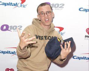 Logic2017 Jingle Ball - , Philadelphia, USA - 06 Dec 2017