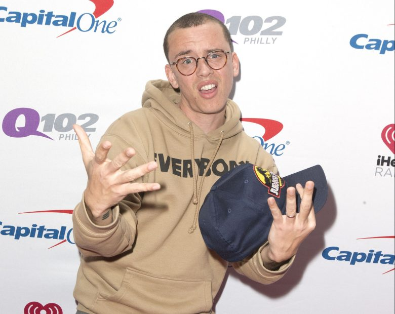 Logic2017 Jingle Ball - , Philadelphia, USA - 06 Dec 2017