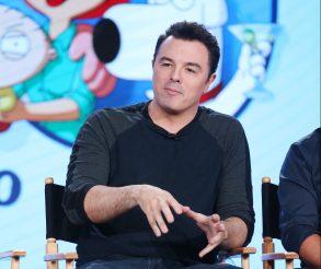 Seth MacFarlaneFOX 'Family Guy' TV show panel, TCA Winter Press Tour, Los Angeles, USA - 04 Jan 2018