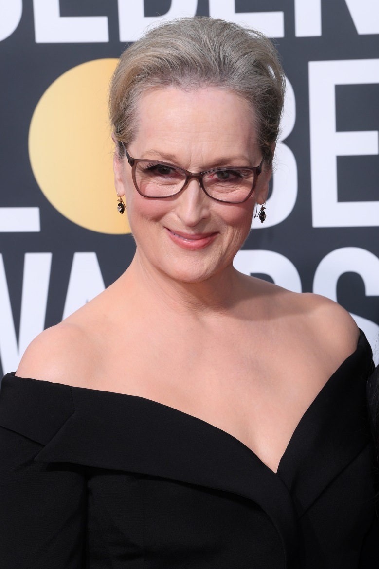 Meryl Streep75th Annual Golden Globe Awards,