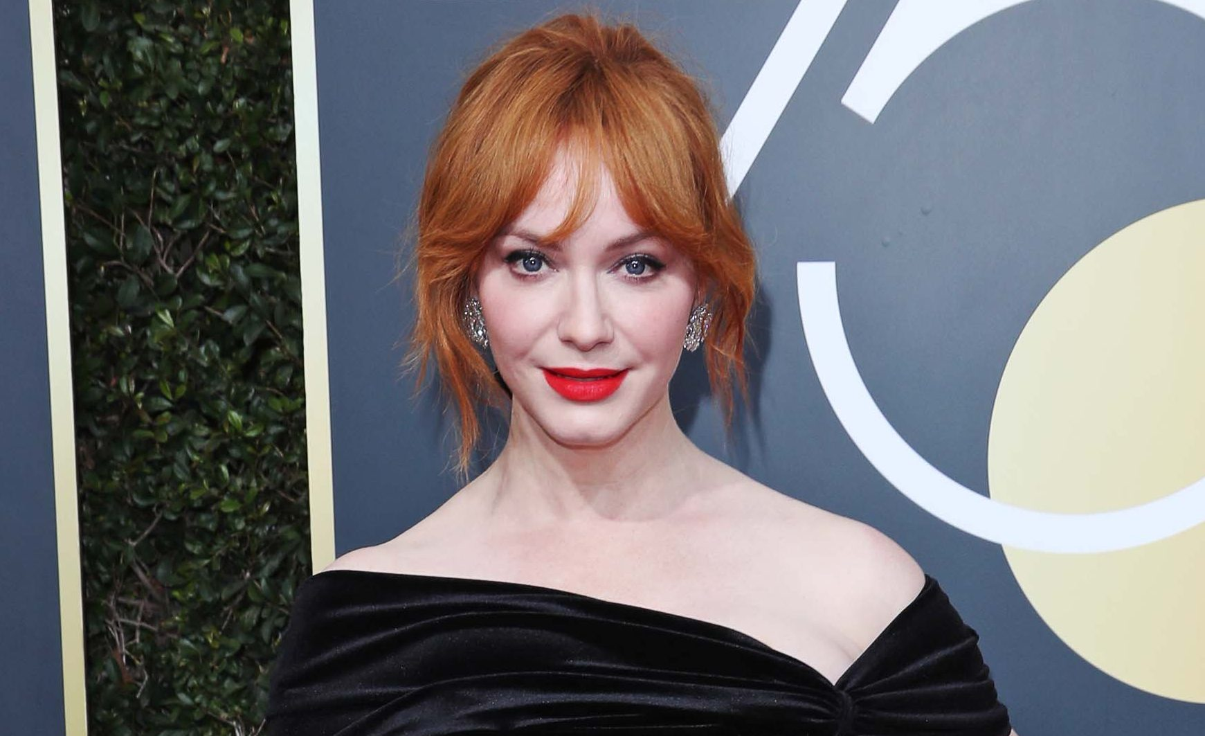 Christina Hendricks Reveals It's Her Hand on the 'American Beauty' Poster