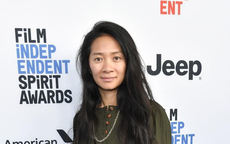 Chloe ZhaoFilm Independent Spirit Awards Nominee Brunch, Arrivals, Los Angeles, USA - 06 Jan 2018