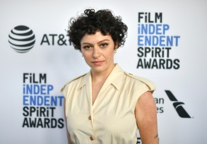 Alia ShawkatFilm Independent Spirit Awards Nominee Brunch, Arrivals, Los Angeles, USA - 06 Jan 2018