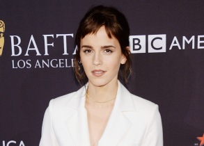 Emma WatsonBAFTA Tea Party, Los Angeles, USA - 06 Jan 2018British Academy of Film and Television Arts Los Angeles Angeles Hosts the 2018 Bafta Tea Party