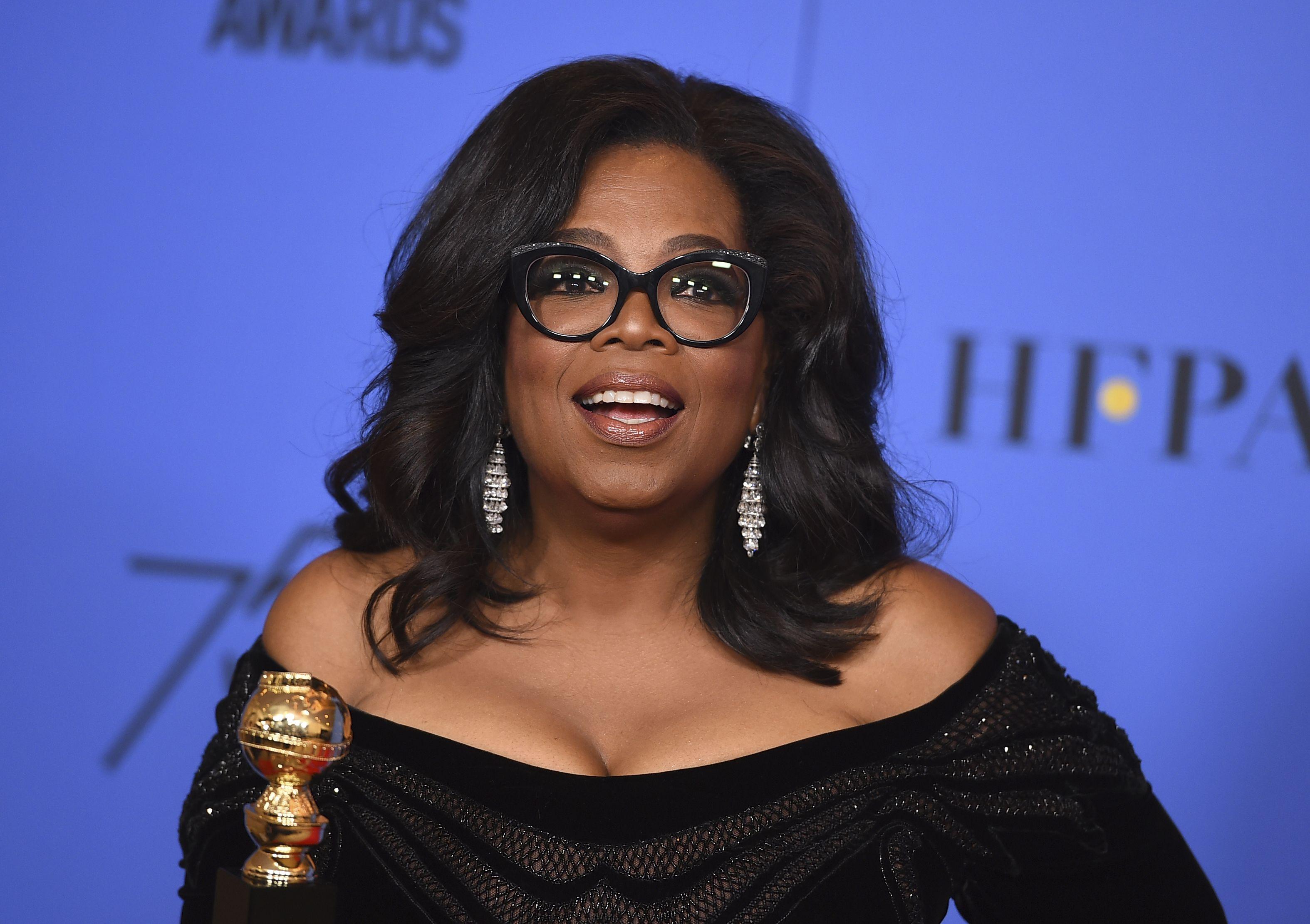 Could Oprah Winfrey Dethrone President Trump in 2020?