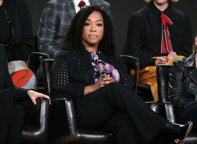 Shonda Rhimes ABC 'For the People' TV show panel, TCA Winter Press Tour, Los Angeles, USA - 08 Jan 2018