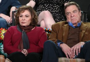 Roseanne Barr and John GoodmanABC 'Roseanne' TV show panel, TCA Winter Press Tour, Los Angeles, USA - 08 Jan 2018