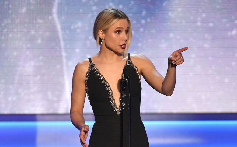Sag Awards 2018 Review Kristen Bell Wasn T Needed But