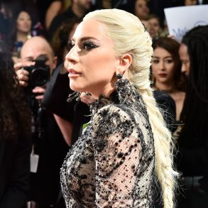 Lady Gaga60th Annual Grammy Awards, Arrivals, New York, USA - 28 Jan 2018