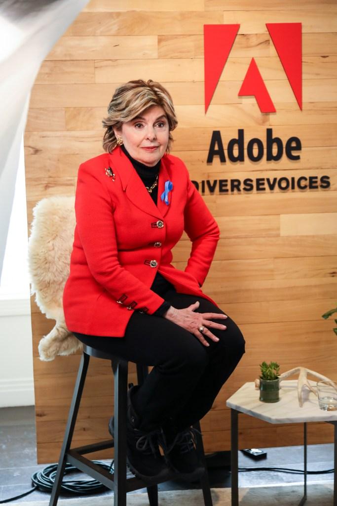 Gloria Allred, Adobe