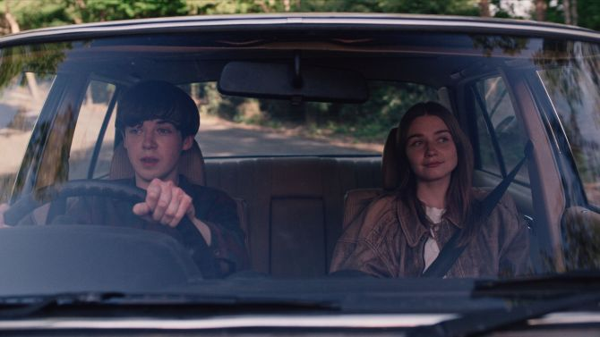 End of the Fucking World Soundtrack: Netflix Series' Season