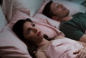 Shoshannah Stern as Kate, Zach Gilford as Danny - ThisClose _ Season 1, Episode 5 - Photo Credit: Gunther Campine/SundanceNow
