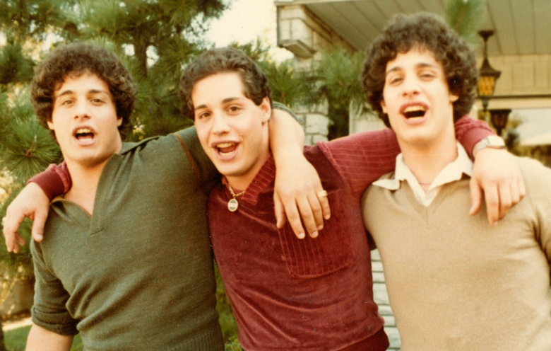 David Kellman, Eddy Galland and Bobby Shafran appear in <i>Three Identical Stangers</i> by Tim Wardle, an official selection of the U.S. Documentary Competition at the 2018 Sundance Film Festival. Courtesy of Sundance Institute. All photos are copyrighted and may be used by press only for the purpose of news or editorial coverage of Sundance Institute programs. Photos must be accompanied by a credit to the photographer and/or 'Courtesy of Sundance Institute.' Unauthorized use, alteration, reproduction or sale of logos and/or photos is strictly prohibited.
