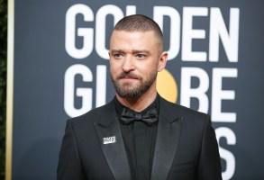 Justin Timberlake75th Annual Golden Globe Awards, Arrivals, Los Angeles, USA - 07 Jan 2018