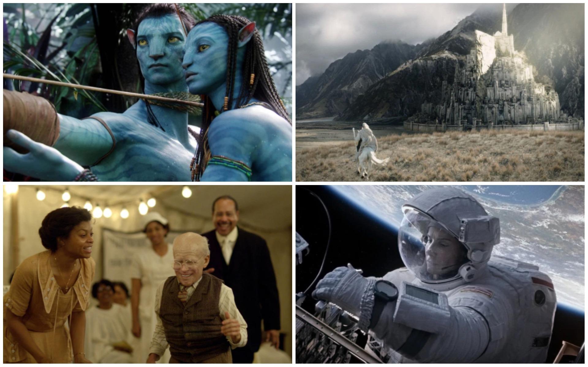Oscar Best Visual Effects Winners of the 21st Century ...