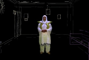 A still image from Zikr: A Sufi Revival by Gabo Arora, John Fitzgerald and Matthew Niederhauser, an official selection of the New Frontier VR Experiences program at the 2018 Sundance Film Festival. Courtesy of Sundance Institute. All photos are copyrighted and may be used by press only for the purpose of news or editorial coverage of Sundance Institute programs. Photos must be accompanied by a credit to the photographer and/or 'Courtesy of Sundance Institute.' Unauthorized use, alteration, reproduction or sale of logos and/or photos is strictly prohibited.