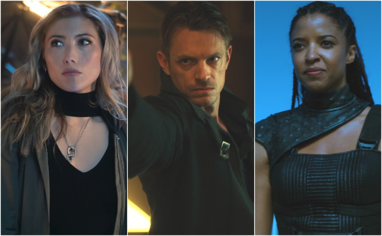 Altered Carbon Cast Guide Where You Ve Seen Each Actor Before Indiewire It's a series about body swapping which is careful to. altered carbon cast guide where you ve