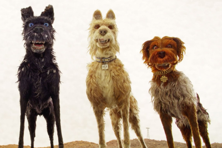 Wes Anderson's 'Isle of Dogs' Official Soundtrack Revealed